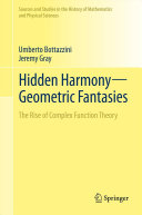 Pdf Hidden Harmony—Geometric Fantasies Telecharger