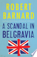 A Scandal in Belgravia Robert Barnard Cover