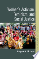 Women S Activism Feminism And Social Justice