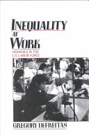 Inequality at Work