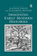 Imagining Early Modern Histories [Pdf/ePub] eBook
