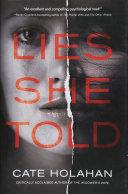 Lies She Told Pdf/ePub eBook