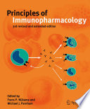 Principles of Immunopharmacology Book