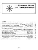 JMR  Journal of Marketing Research Book