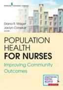 Population Health For Nurses