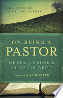 On Being A Pastor Book