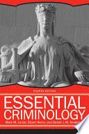 Essential Criminology Book