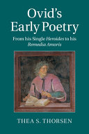 Ovid's Early Poetry