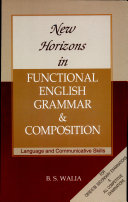 Functional English Grammar Composition