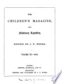 The Children s Magazine and Missionary Repository