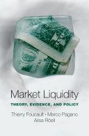 Market Liquidity Pdf/ePub eBook