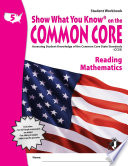 SWYK on the Common Core Gr  5  Student Workbook