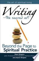 Writing The Sacred Art