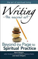 Writing   The Sacred Art