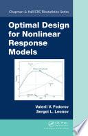 Optimal Design for Nonlinear Response Models