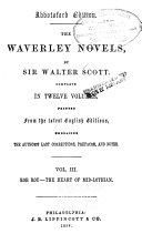 Rob Roy  The heart of Mid Lothian