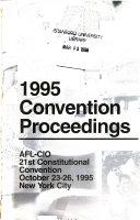 Convention Proceedings