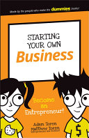 Starting Your Own Business Pdf/ePub eBook