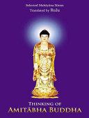 Thinking of Amit  bha Buddha