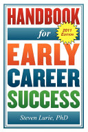 Handbook for Early Career Success