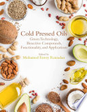 Cold Pressed Oils Book