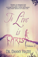 To Live is Christ   Volume 3 Book