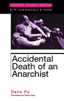 Read Online Accidental Death of an Anarchist For Free