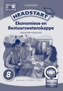 Books - Headstart Ekonomiese & Bestuurswetenskappe Graad 8 Onderwysersgids | ISBN 9780195995893