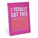 I Totally Got This Inner-Truth Journal
