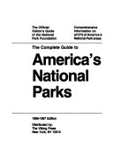 The Complete Guide To America S National Parks Book PDF