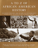 A to Z of African American History