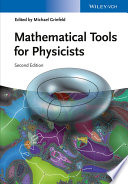 Mathematical Tools For Physicists Book PDF