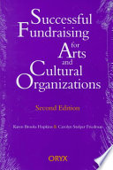 Successful Fundraising for Arts and Cultural Organizations