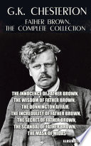 Father Brown  The Complete Collection  Illustrated Book