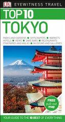 Eyewitness Top 10 Travel Guide   Tokyo