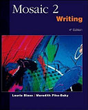 Mosaic Two Writing
