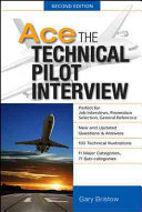 Cover of Ace The Technical Pilot Interview 2/E