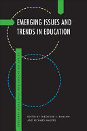 Emerging Issues and Trends in Education Book