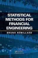 Statistical Methods for Financial Engineering