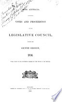 Proceedings of the Parliament of South Australia Book