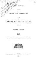 Pdf Proceedings of the Parliament of South Australia