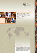 Propiedad intelectual y expresiones culturales tradicionales o del folclore - Folleto N° 1