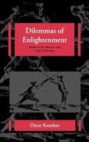 Dilemmas Of Enlightenment PDF