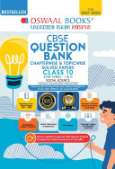 Oswaal CBSE Question Bank Class 10 For Term-I & II Social Science Book Chapterwise & Topicwise Includes Objective Types & MCQ's (For 2021-22 Exam)