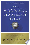 Niv Maxwell Leadership Bible 3rd Edition Ebook