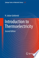 Introduction to Thermoelectricity