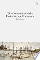 The Constitution of the Environmental Emergency