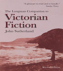 The Longman Companion to Victorian Fiction ebook