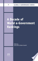 A Decade Of World E Government Rankings