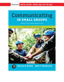 Communicating in Small Groups Revel Access Code Book PDF